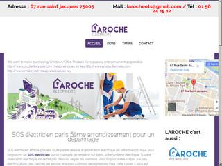 Votre électricien à Paris 75005