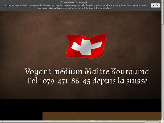 Maître Kourouma, votre voyant marabout africain à Lausanne