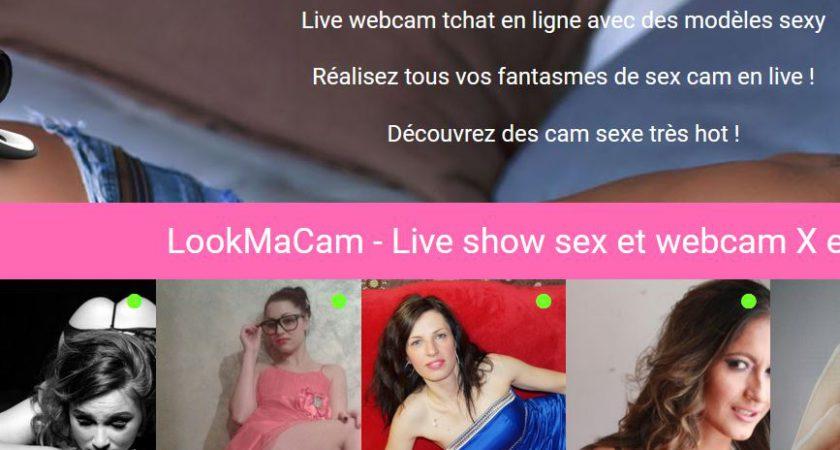 Look ma cam : le sexe en direct