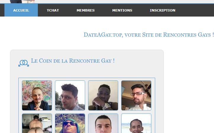 site de rencontre gays