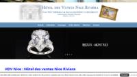 Hôtel des Ventes à Nice