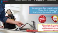 Trouvez rapidement un plombier pour vous dépanner à Paris et environ