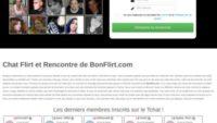 Bonflirt.com, la communauté des rencontres en ligne