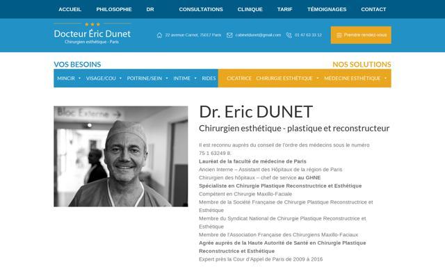 Docteur Dunet