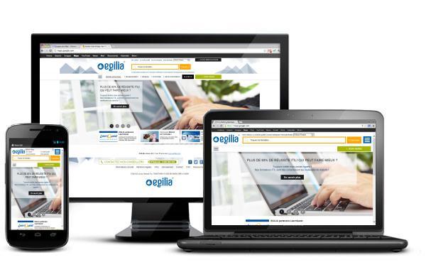 Egilia, formation informatique pour les entreprises