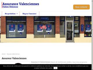 Fabien Delzenne : assureur Axa à Valenciennes