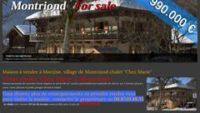 Maison en vente à Morzine
