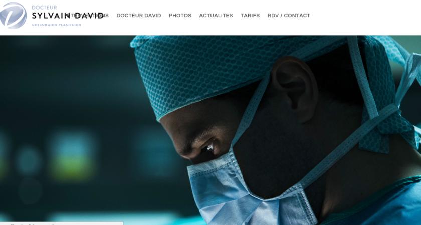 Dr Sylvain David : votre chirurgien esthétique