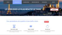 Service de serrurerie à Paris