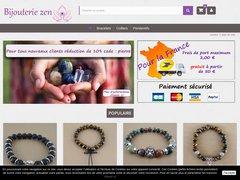 Leader de la vente de bijoux en pierre naturelle