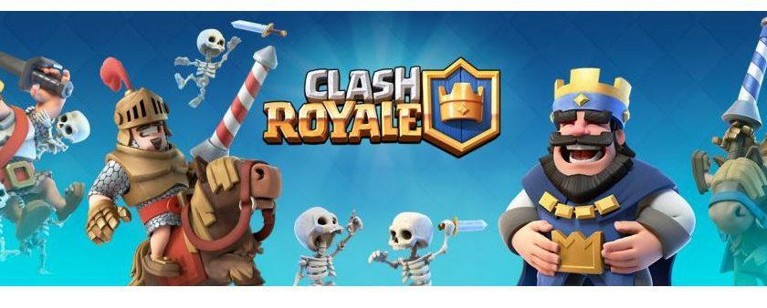 Téléchargement gratuit de Clash Royal sur PC et Mac