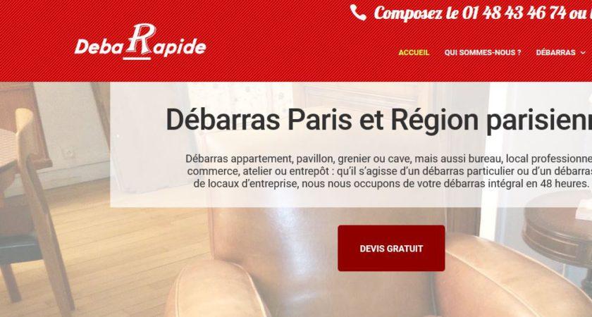 Débarapide Paris