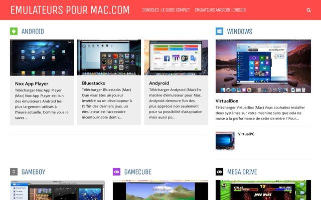 Les meilleurs émulateurs pour PC et Mac