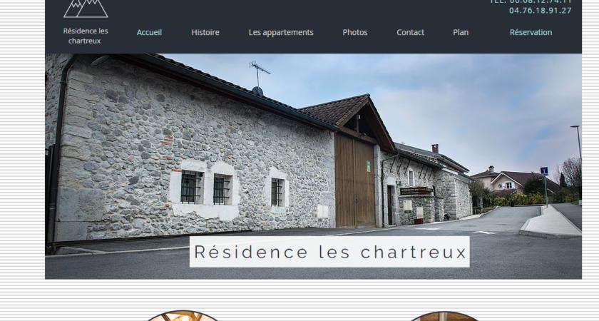 Résidence les Chartreux, maison d'hôte