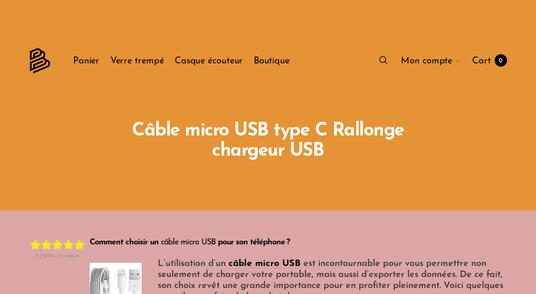 Cable micro usb, des astuces utiles