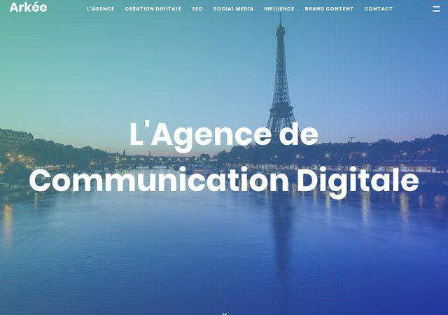 Meilleure agence de communication digitale à Paris