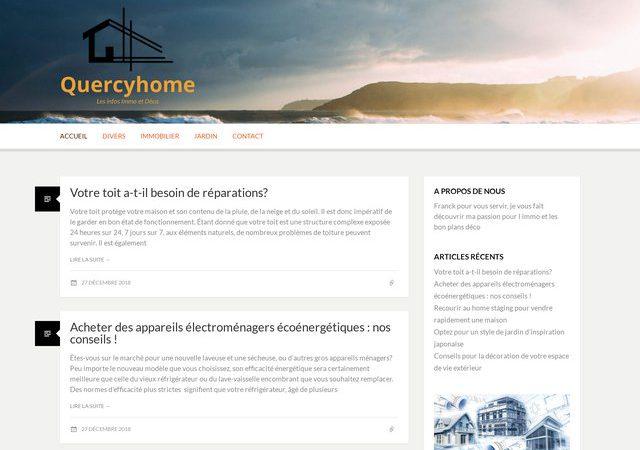 Meilleur blog d'informations sur la décoration et l'immobilier