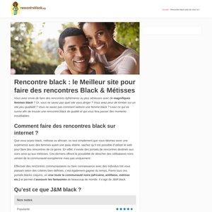 Les astuces pour rencontrer des femmes blacks