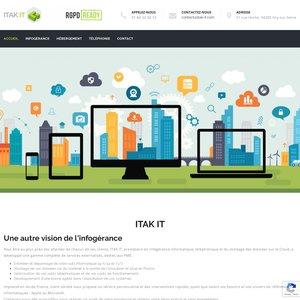 La maintenance informatique avec Itak It