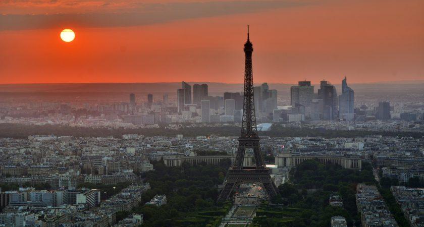 Découvrir la ville de Paris