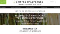griffeasperge.com: la boutique des asperges