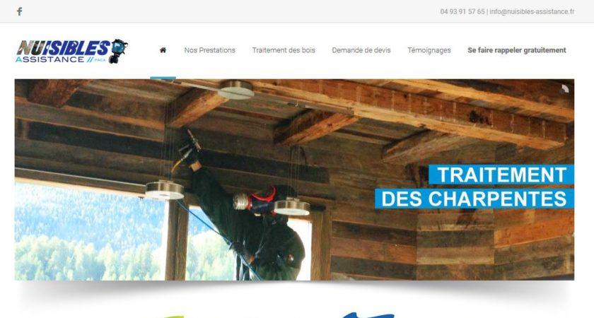 Entreprise de traitement des bois dans les Alpes-Maritimes