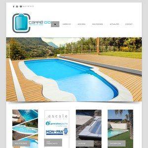 Commerce et installation de spas et piscines