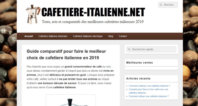 Guide pour bien choisir sa cafetière italienne