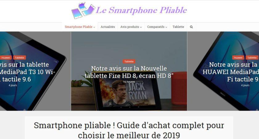 Comment choisir son smartphone pliable ?