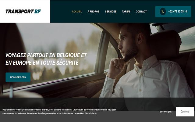 Location de voiture avec et sans chauffeur privé à Bruxelles