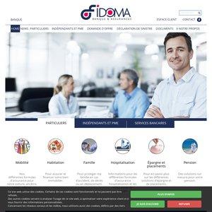 Fidoma, le bureau de courtage d'assurance Soignies