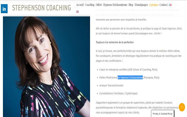 Stephenson Coaching
