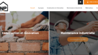 Npconcept.be : Construction, rénovation et maintenance industrielle