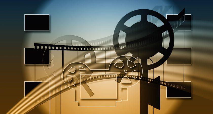 Plateforme consacrée aux films et séries