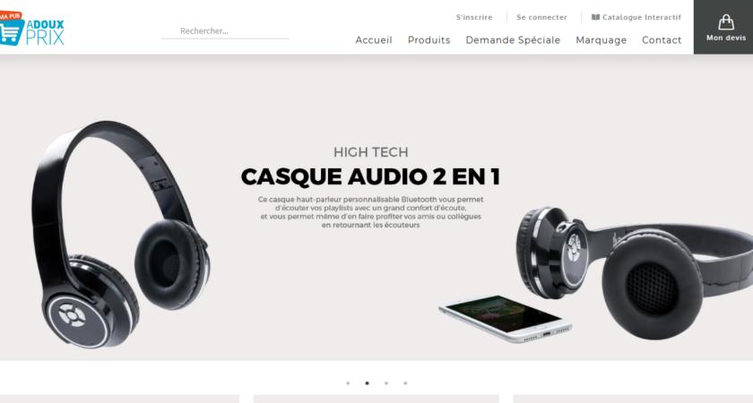 Les caractéristiques du casque audio et haut-parleur 2 en 1