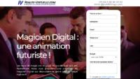 La magie digitale pour toutes vos occasions