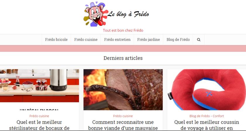 Blog à Fredo