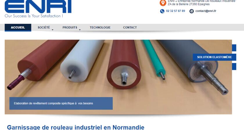 Enri, fabricant de rouleaux industriels