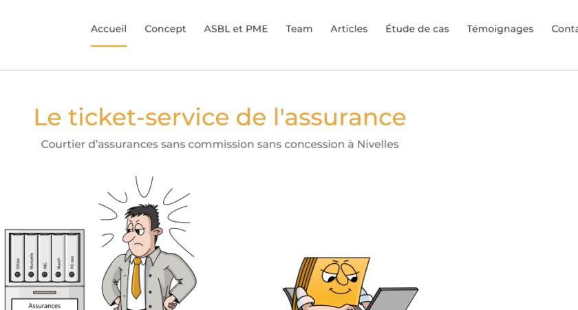 Quel est le meilleur site pour profiter des services d'un vrai courtier d'assurances à Nivelles ?
