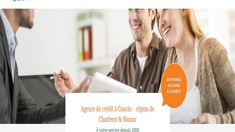 Votre courtier en crédit à Couvin, en région de Charleroi et Namur