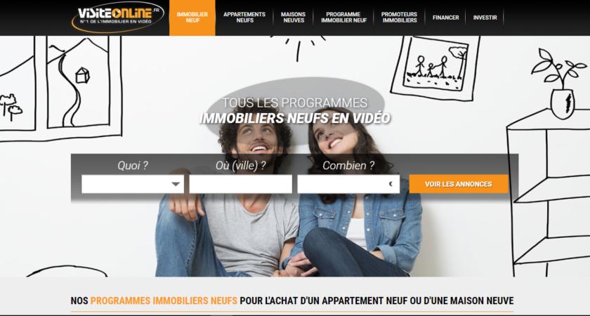 Visite Online: les meilleures offres de l'immobilier neuf