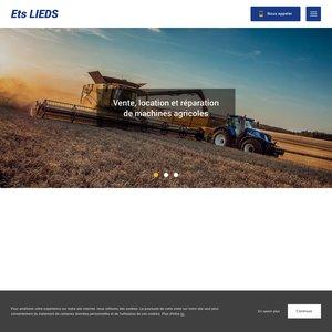 Acheter, louer et réparer des machines agricoles avec LIEDS