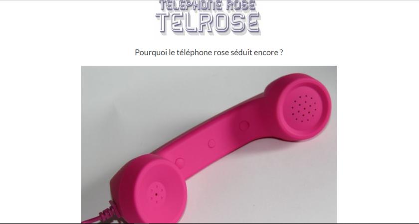 Tout savoir sur le téléphone rose
