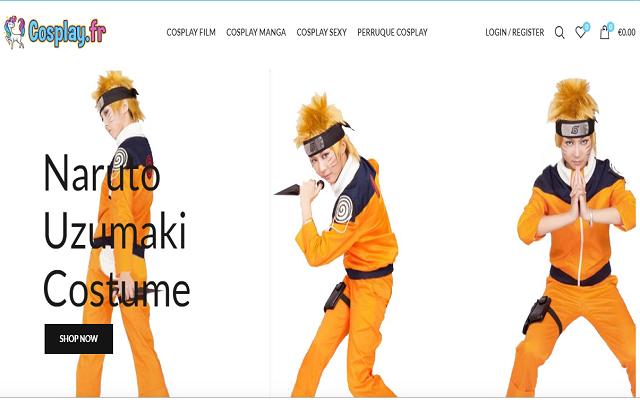 Cosplay, boutique des meilleurs cosplays de déguisement