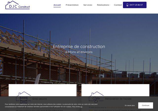 Meilleure entreprise de construction à Mons