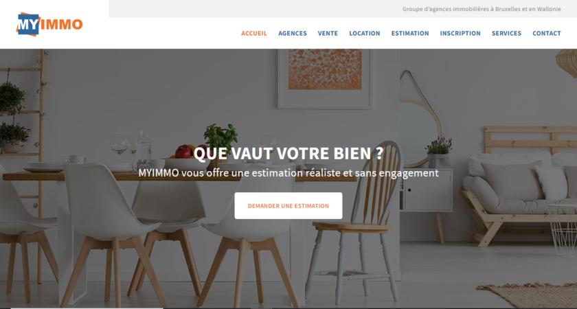 Agences immobilières à Bruxelles et en Wallonie