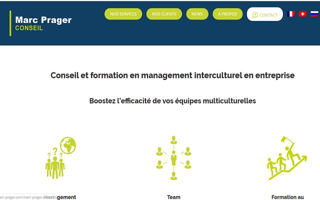 Conseil et formation en management interculturel en entreprise