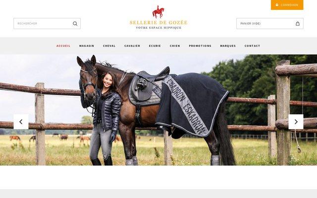 Toute sorte de couvertures pour les chevaux