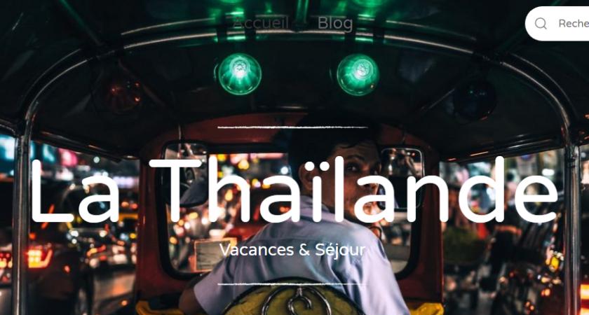 Carte-thailande.fr : découvrez ici toute la splendeur de la Thaïlande pour des vacances de rêve