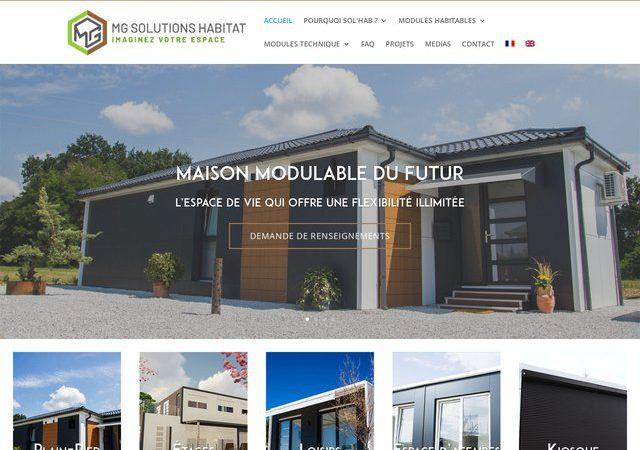 Une entreprise spécialisée dans la construction de maisons pré fabriquées en France